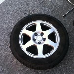 Dead Tire