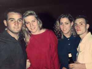 Luigi, Jimmie, Martie, Alessandro
